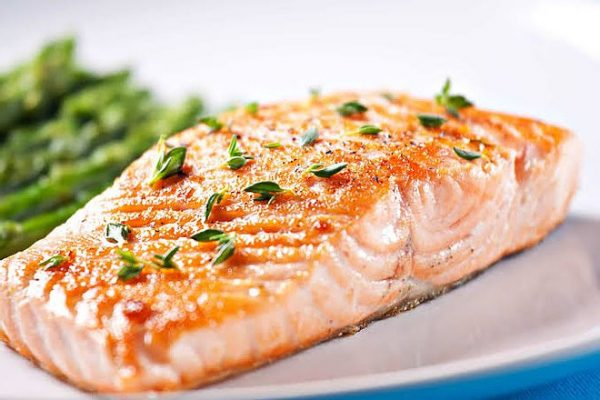 Atlantic Salmon Portion (Skin On - 250g)